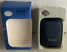Axon K-88 Rechargeable ITE Hearing Aid