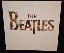 BEATLES 20 Greatest Hits Vinyl LP FACTORY SEALED US 1982 MINT John Lennon