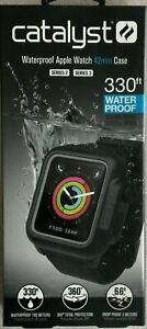 Catalyst Waterproof Apple Watch 42mm Case Series 3 & 2 330 ft.