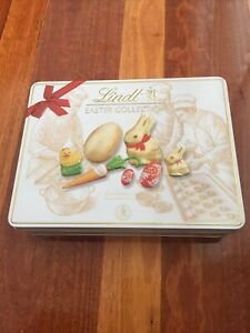Lindt Easter Collection Tin Container