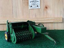 Vintage Eska John Deere Hay Baler 1:16 Scale Diecast Toy Great Shape