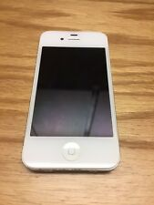 Apple iPhone 4s - 16GB - White (AT&T) A1387 - Excellent Condition