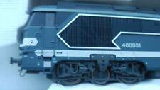 Roco A1AA1A 68000 SNCF Locomotive Électrique - Bleu (63466)