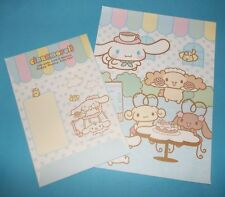 Sanrio Cinamoroll Letter set NEW 2006 1 Sheet & Envelope NICE RARE