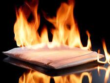 Firebag Feuersichere Dokumententasche feuerfeste AUSWEIS DOKUMENTE GELD MAPPE A4