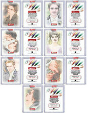Twilight Breaking Dawn Sketch Cards  - Twilisketch -  ~7 Included ~ New & Rare