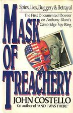 The Mask of Treachery by John Costello - HC, 1988