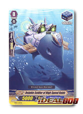 Cardfight Vanguard  x 4 Dolphin Soldier of High Speed Raids - TD07/017EN - TD (c