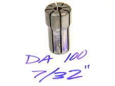Used Da100 Double Angle 732 Collet 2187 Da 100