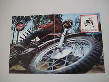 advertising Pubblicità 1973 MOTO GARELLI KL 50 - 4V