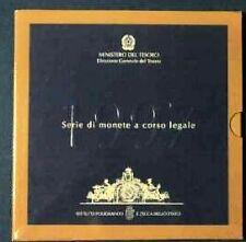Serie Divisionale Repubblica Italiana 1997 FDC DONINZETTI RARA Italia Completa