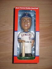 New In Box Bobble Dobbles Alex Rodriguez Hand Painted Bobblehead/Texas Rangers