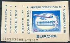 [15582] Romania 1977 good very fine MNH sheet X6