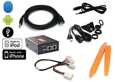 Honda 03+ USB Aux iPod iPhone Android radio interface.Play MP3 on factory stereo