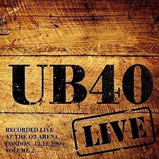 Live 2009 Volume 2 Ub40 Vinyl Record