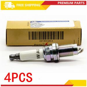 4PC IZFR6P7 IRIDIUM SPARK-PLUGS 03F905600A FOR AUDI 1.2 TFSI - SEAT SKODA VW 1.2