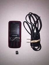 Samsung Messager SCH-R450 (Metro PCS) Bundle With Charger & SD Chip. Clean ESN!