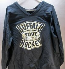 Vintage 1970'S 80'S Hockey Jersey Buffalo State Hockey Xl Athletic Sewing Co.