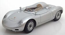 Cult Models 1958 Porsche 718R SK Spyder Monoposto Silver 1/18 Scale New In Stock
