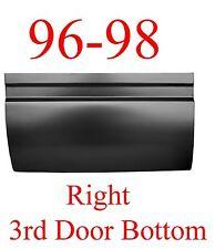 96 97 98 Chevy 3rd Door Skin Bottom, GMC, Truck, Rust Repair Panel, 0852-174