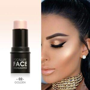 face highlighter stick shimmer powder waterproof contour concealer glitter pen