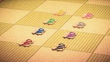 Full Set Kimono Sandals (8pcs) - Animal Crossing New Horizons :