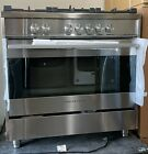 Fisher & Paykel OR36SDG4X1 36 Inch Freestanding Gas Range, stainless steel photo