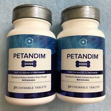 Sale*LifeVantage Petandim for Dogs 60 Chewable Tablets Made in USA ~ Exp 11/2021