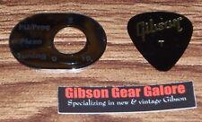 Gibson Firebird X Switch Washer Ring Piezo Toggle Chrome Guitar Parts Custom LPX