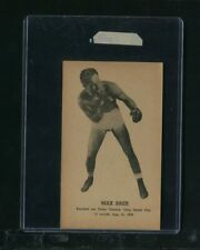 1946 Kid Herman Boxing Max Baer Rare EX+