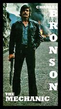 The Mechanic FRIDGE MAGNET 5x9 Charles Bronson Magnetic Movie Poster