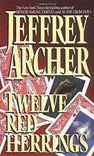 Twelve Red Herrings Paperback Jeffrey Archer
