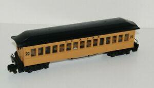 American Flyer FY & PRR Coach Car #(247)20