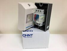 Chint manual motor de arranque de parada de emergencia caja del panel de control//Inc 1.6-2.5 un