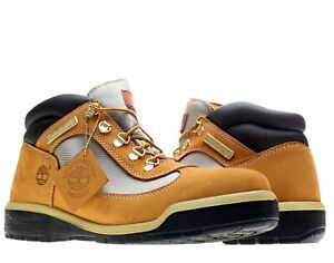 Timberland Waterproof Field Boot Wheat Nubuck Men's Boots 13070