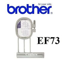 Ef73 Small Brother Embroidery Machine Hoop Frame 20 X 60mm