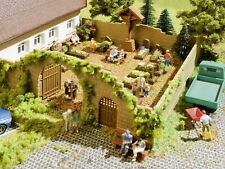 Vollmer 43861 H0 Deko-Set Friedhof