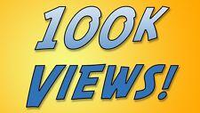 100,000 Unique Visitors For Your Website
