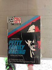 1991 Pro Set Richard Petty Family Racing Complete Box Set Nascar ProSet