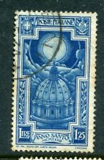 Italy. 1933 1.25L dome used