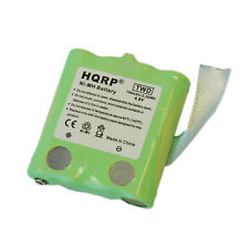 HQRP Battery for Uniden GMR645 GMR645-2CK 2 Way Radio