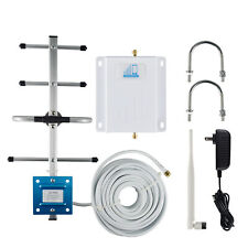 Verizon Cell Phone Signal Booster 4G LTE 700MHz Repeater Amplifier Kit for Home