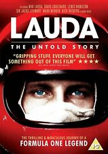 Lauda: The Untold Story (DVD)