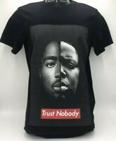 "2Pac & Biggie  ""Trust Nobody"" Collectable Shirt Size XS - Culture Kings"