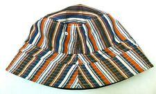 Tommy Hilfiger Auburn University Reversible Bucket Hat Large / XL Blue Orange