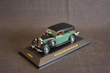IXO Mercedes-Benz 260D (W138) 1936 1:43 Green / Black (JS)