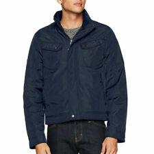 William Rast Mens Micro Tech Bomber jacket size large