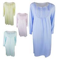 New Ex Marks And spencer M&S Ladies womens Nightdress Nighty NightwearNight