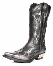 73c6fd0f29c Cowboy Boots with Upper Leather Boots Women's Square Toe   eBay