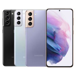Samsung Galaxy S21+ - 128GB / 256GB - All Colors - Unlocked / US Network Locked